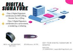 DSC certificate provider