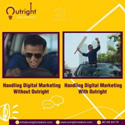 Get The High Quality Digital Marketing Services in Hyderabad – Outright Creators