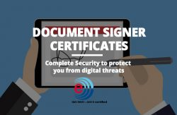 Document Signer Certificates