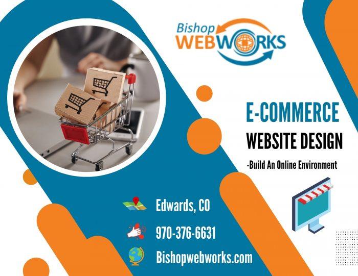 E-commerce Web Design for Market Dominance