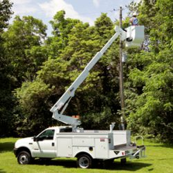 ELECTRIC UTILITY(Boom Lift)