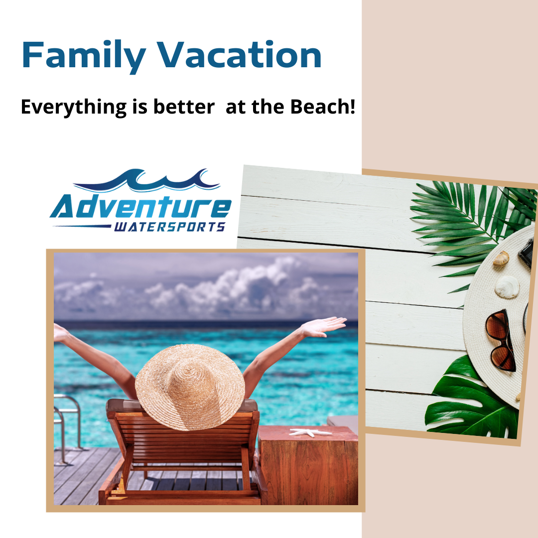 Perfect Vacation For Stress Buster