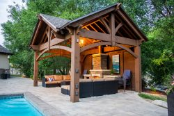 Enjoy Summer Outdoor Living Spaces With Fantastic Patio Design Ideas
