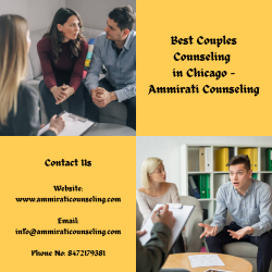 Hire The Experts For Best Couples Counseling in Chicago – Ammirati Counseling