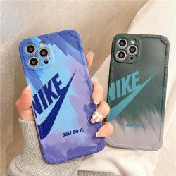 ナイキ iPhone 12/12Proケース ブランド NIKE アイフォン12Pro Max/12mini携帯カバー