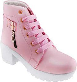 Woman Pink Sneaker | Fashion Beauty City