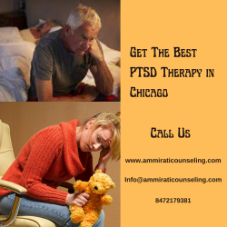 Hire The Best PTSD Therapist in Chicago – Ammirati Counseling