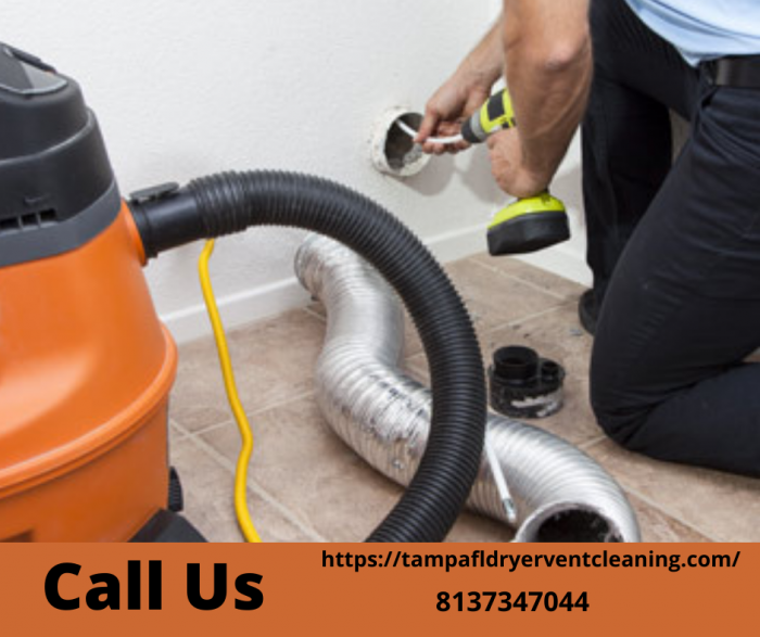 Useful Tips For Dryer Vent Cleaning Services in Tampa Fl
