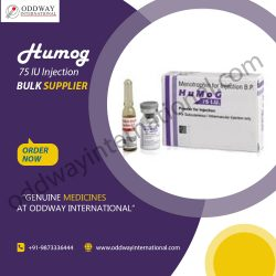 Humog 75 IU Injection Wholesaler & Exporter