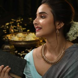 Shop the latest designs of antique necklace set online| Tarinika