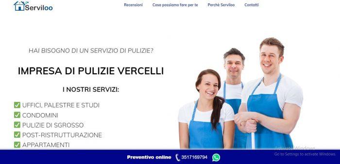 Impresa pulizie Vercelli