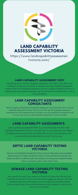 Land Capability Assessment Cost