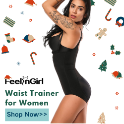 Let FeelinGirl waist trainer help you lose weight in Spring – Bnsds Fashion World
