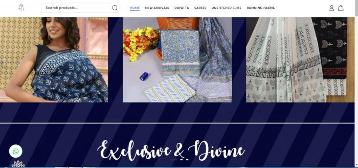 Indian Handicrafts Clothing & Accessories| Manish Handicrafts