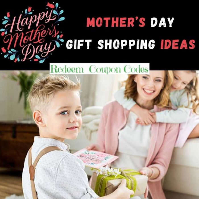 Mother's Day Gift Shopping Ideas 2021 With Great Saving & Deals