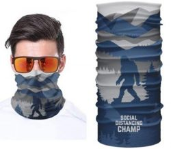 Bigfoot Neck Gaiter and Face Cover