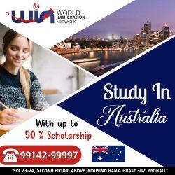 Australia Study Visa in Top Colleges / Universities