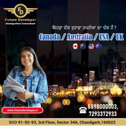 Choose Any Country For Higher Studies Abroad
