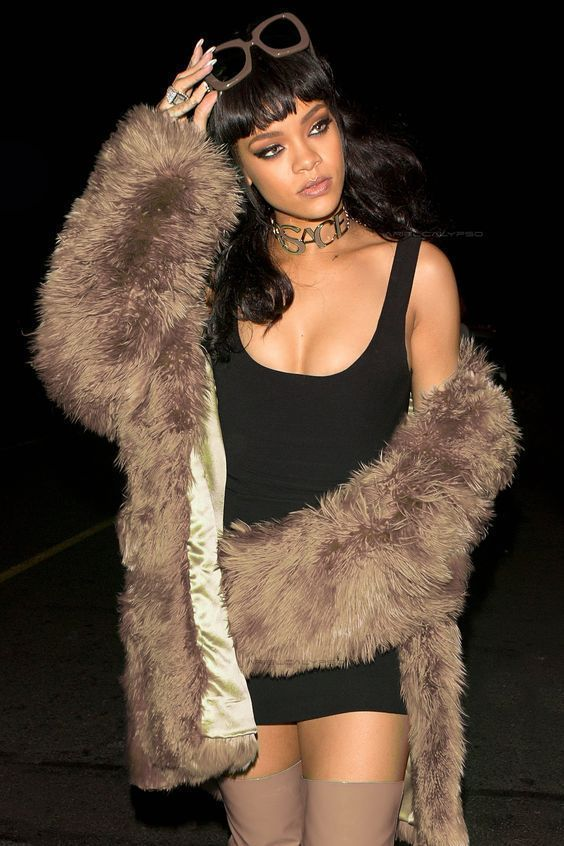 8 of Rihanna's Trendiest Short Hairstyles – Bnsds Fashion World