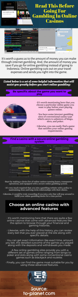 Want to make some free money by online gambling