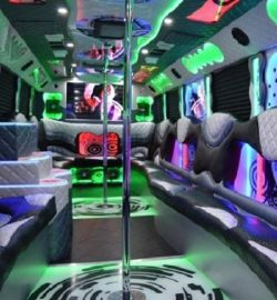 Cheap Party Buses In Chicago
