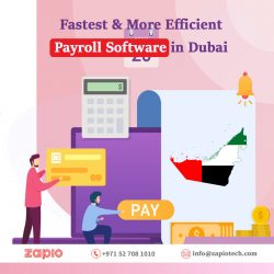 Payroll Software in Dubai | Zapio Technology