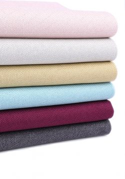 100% polyester IFR linen-look 300CM dimout fabric https://www.qsf-group.com/