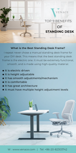 What is the Best Standing Desk Frame?