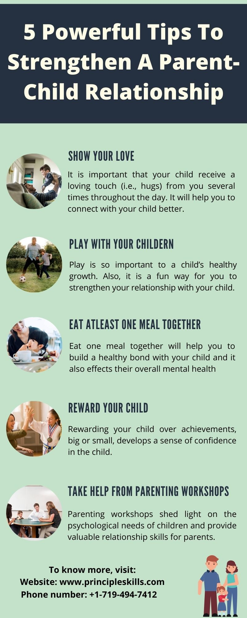 5 Powerful Tips To Strengthen A Parent-Child Relationship
