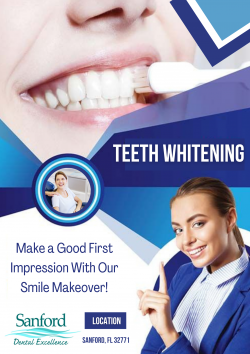 Premium Teeth Whitening Procedures