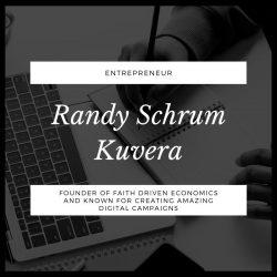Randy Schrum HODO | Randy Schrum Kuvera | Randy Schrum Con Artist