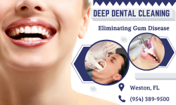 Reduce a Space Between Teeth