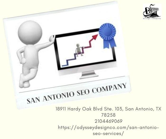 San Antonio Seo Company – Odyssey Design Co