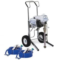 SaniSpray HP 130 Cart Airless Disinfectant Sprayer