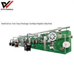 Sanitary Napkin Production Line