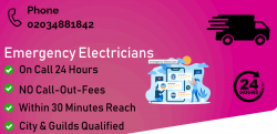 Electricians in my area