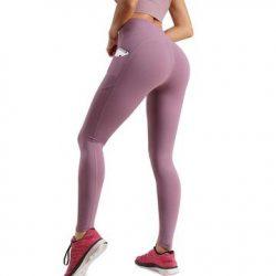 Junlan High Waist Yoga Leggings With Pockets