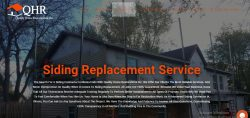 Siding Replacement Service