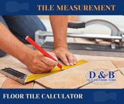 Simplify the Process of Measuring Tiles