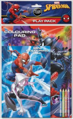 Order Spider Man Colouring Pad Online