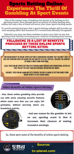 The Features Of Online Poker Websites