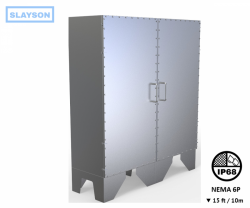 SLAYSON Provides NEMA 6P Enclosures in US