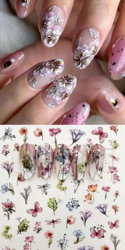 6 Summer Nail Designs For The Holidays – On Dear Fashion Style