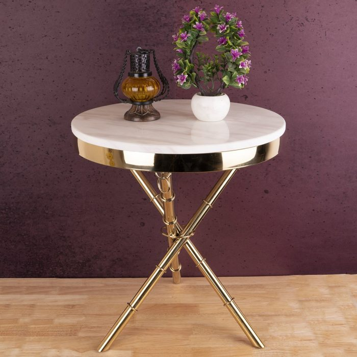Modern Round Accent Table Online In India