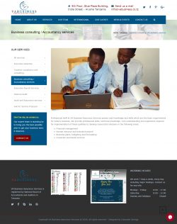 Tax consultants' services