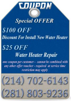TX Water Heater