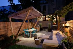 Different Materials Patio Covers For Home
