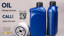 Vehicle Maintenance and Oil Change Services