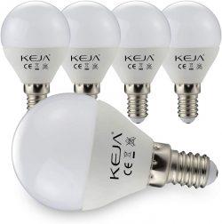 60 Watt Glühlampe