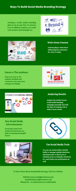 Ways to Build Social Media Branding Strategy – Outright Creators